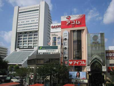 中野駅まちづくり計画