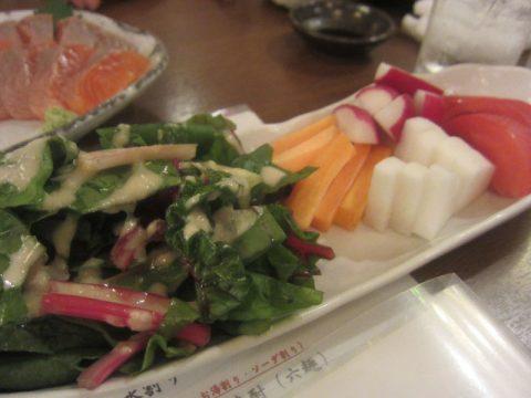 旬の野菜盛り合わせ