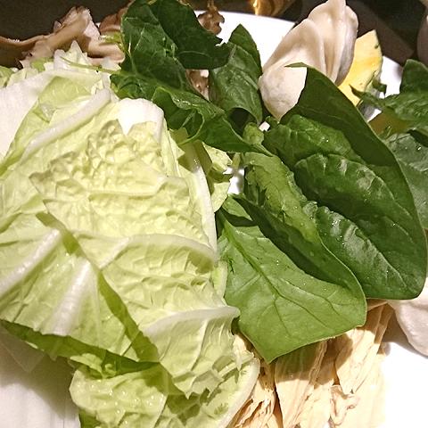 セットのお野菜